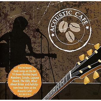 Akustisk Cafe - akustisk Cafe [CD] USA importerer