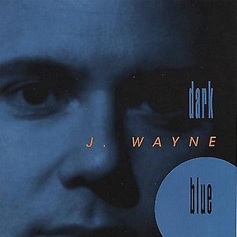 Jay Wayne - Dark Blue [CD] USA import