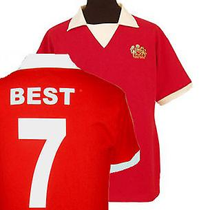 Manchester United 1970s \'Best\'