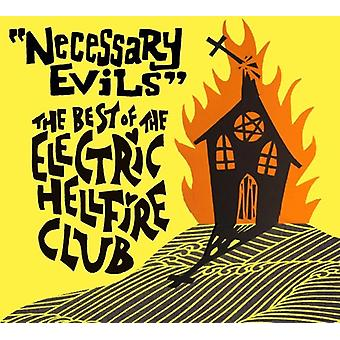 Electric Hellfire Club - Necessary Evils - the Best of [CD] USA import