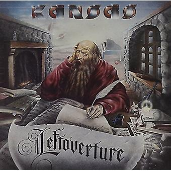 Kansas - Leftoverture [CD] USA importar