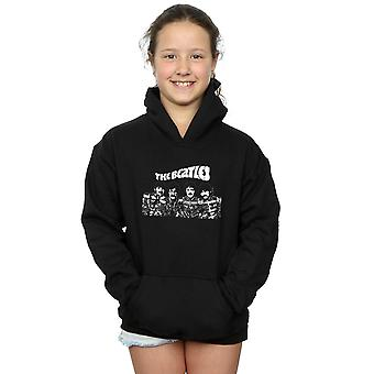 The Beatles Girls Cartoon Shot Hoodie