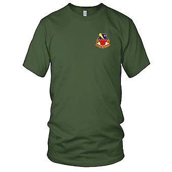 US Army - 60th Field Artillery Battalion Embroidered Patch - Kids T Shirt