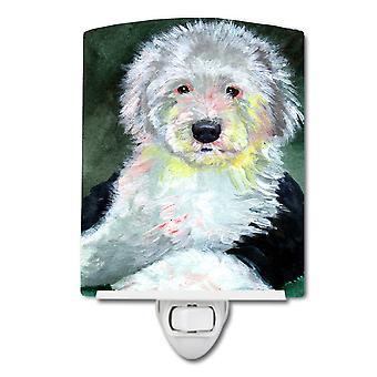 Carolines Treasures Old English Sheepdog Easter Night Light 6 X 4 Multicolor Wall Lights Night Lights