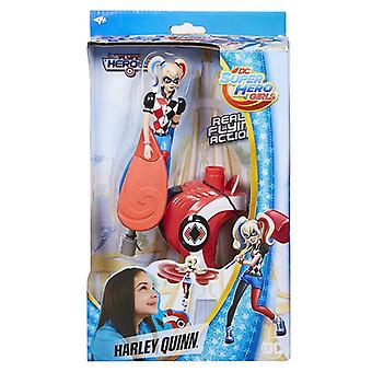 DC Comics Flying Heroes 52389 Harley Quinn Toy