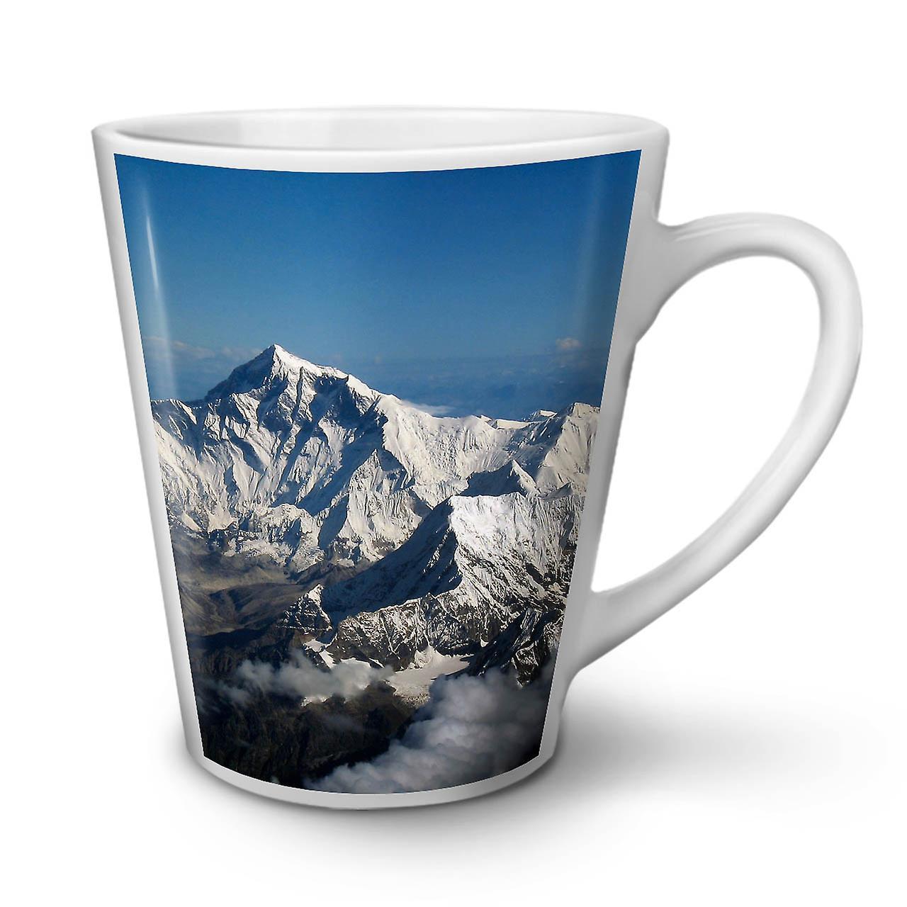 Blanc 12 Nouveau En Café Latte Mug Montagnes Thé Céramique OzWellcoda yOnv0wm8NP