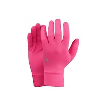 Classic Running Gloves Fluo Pink