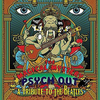 Magical Mystery Psych Out - Tribute to the Beatles - Magical Mystery Psych Out - Tribute to the Beatles [Vinyl] USA import