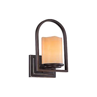 Aldora One Light Wall Light - Elstead Lighting Qz/aldora1