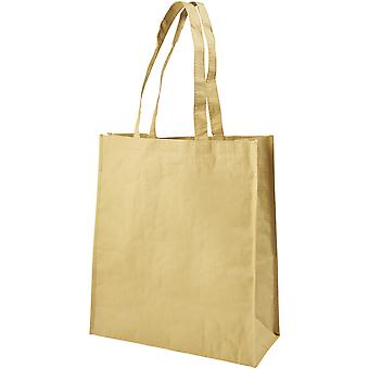 Bullet Papyrus Paper Woven Tote