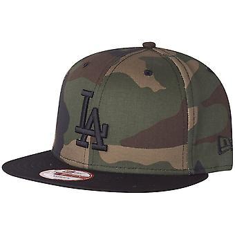 Nowa era 9Fifty Snapback Cap - DREWNO CAMO LA Dodgers