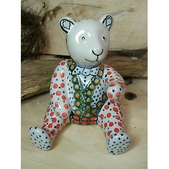 Teddybär, 11,5 cm hoch, Unikat 1, BSN 8087