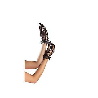 Be Wicked IS-BW3005 Wrist-length Lace Gloves