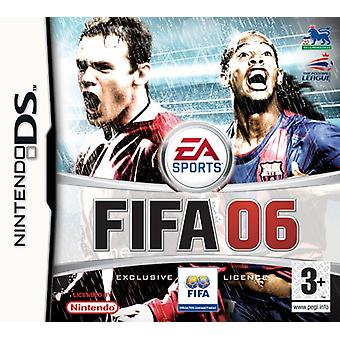 FIFA 06 (Nintendo DS)