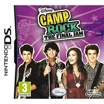 Camp Rock The Final Jam (Nintendo DS) - Factory Sealed