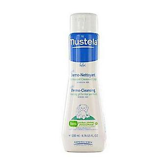 Mustela Bebe Dermo Cleansing Gel 200Ml