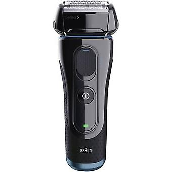 Foil shaver Braun 5040s - Series 5 Black, Blue