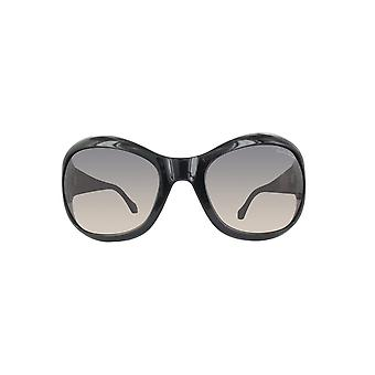 Roberto Cavalli ladies sunglasses RC794S-01 B-62 shiny black / gradient smoke
