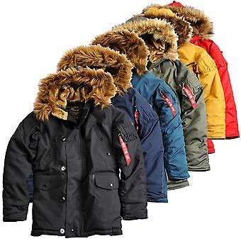 Industrias alfa chaqueta Explorer