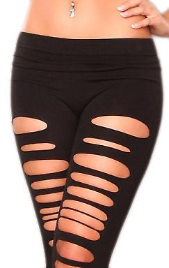 Waooh - Fashion - Leggings mit Löchern