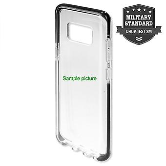 MILITARY soft AIRY-SHIELD cover case for Samsung Galaxy S9 plus G965F TPU black