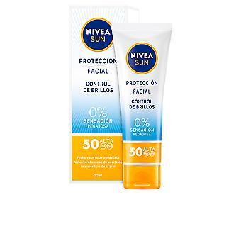 Nivea Sun twarzy kontroli De Brillos Spf50 50 Ml Unisex