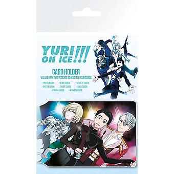 Yuri On Ice Trio Card Holder