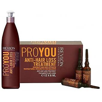 Revlon Pack Proyou Anti Caida del Cabello (Hair care , Packs)