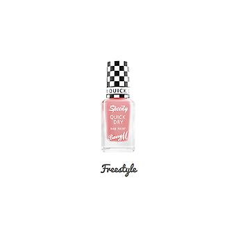 Barry M Speedy rask tørr Nail Paint-freestyle