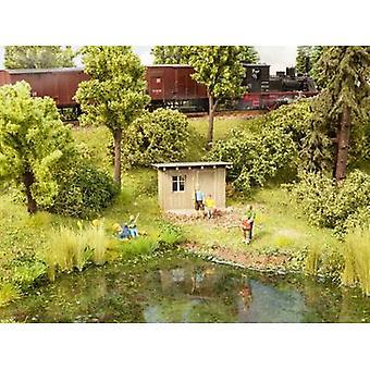 NOCH 0012036 H0 Village pond