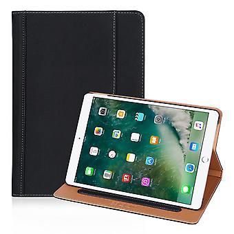 Ejecutivo libro de cuero PU para Apple iPad 3 aire (2019) / iPad Pro 2 10.5