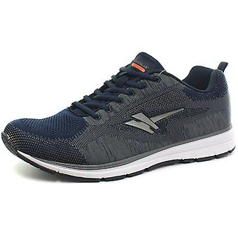 Gola Active Fortuna Navy Mens Running Trainers