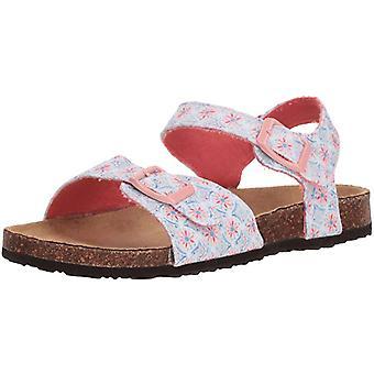 Kids Joules Girls Y_JNRTIPPYTOES   Ankle Strap Slide Sandals