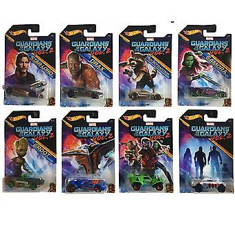 Mattel Hot Wheels Guardians of the Galaxy Car 1: 64 Die Cast Vehicle