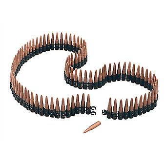 Bullet Belt 5' Long. Plastic.