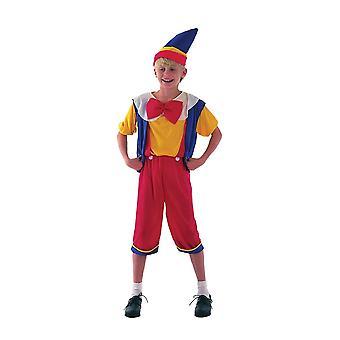 Pinocchio, klein,