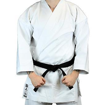 Bytomic Erwachsenen Ronin Mittelgewicht Karate einheitlich weiß