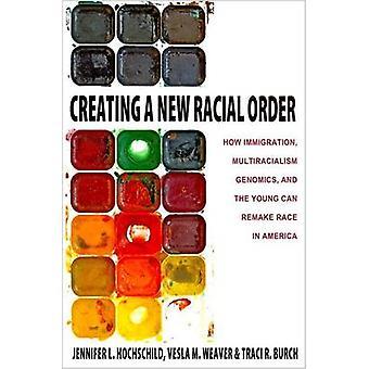 إنشاء نظام العنصري جديد-كيف الهجرة-التعددية-السادس