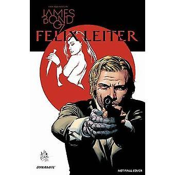 James Bond - Felix Leiter by James Robinson - 9781524104702 Book