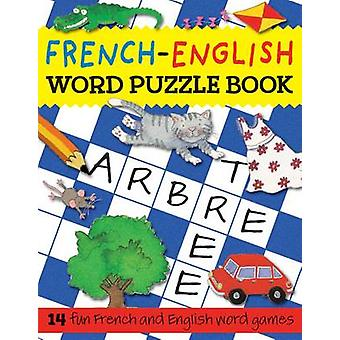 French-English Word Puzzle Book by Catherine Bruzzone - Rachel Croxon