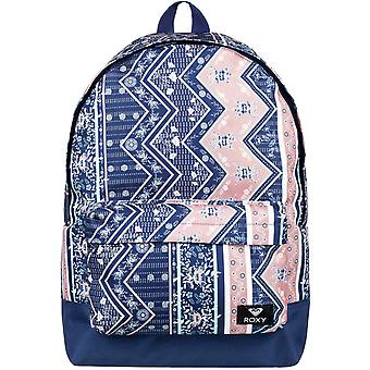 Roxy Anthracite Tropical Love Sugar Baby - 16 Litre Womens Backpack