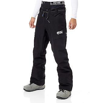 Picture Organic Black Under Snowboarding Pants