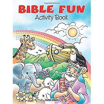 Cahier d'activités amusantes de Bible