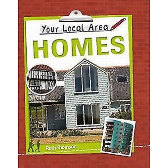 Huizen (uw lokaal gebied)
