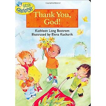 Thank You, God! (Little Blessings)