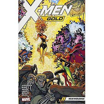X-homens ouro vol. 3