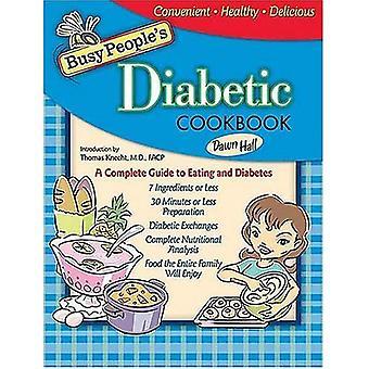 Upptagen människors diabetiker kokbok (upptagen människors kokböcker)