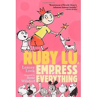 Ruby Lu, Empress of Everything (Ruby Lu (Quality))