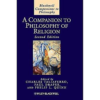 Um companheiro à filosofia da religião (companheiros de Blackwell à filosofia)