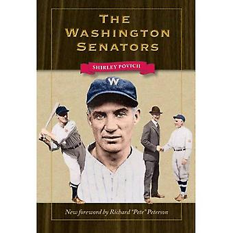 Les sénateurs de Washington (écriture série Sports)